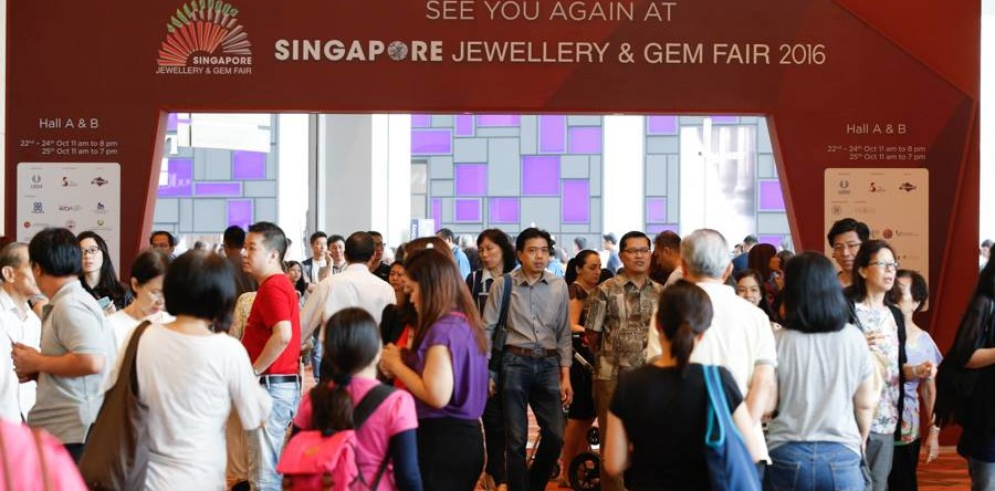 Lunati al Singapore JewelFest 2015