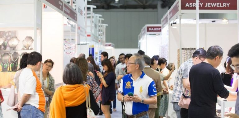 Lunati parteciperà  al Singapore Jewellery & Gem Fair 2016
